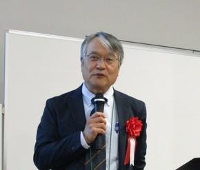 理化学研究所 情報システム部 研究開発部門 コーディネータの姫野龍太郎氏