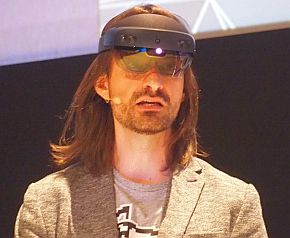 マイクロソフトのアレックス・キップマン氏