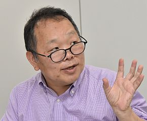 ぷらっとホーム IoTサービス部 部長の後藤俊也氏