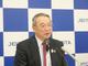 JEITA新会長にNEC会長の遠藤氏が就任、米中摩擦は「好ましい方向で落ち着く」