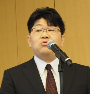 麻生建築&デザイン専門学校 教務部 副主任の稲吉貴博氏