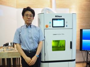 今回お話を聞いたニコン 半導体装置事業部 開発統括部 次世代開発部 第二開発課長の長坂博之氏