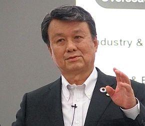 日立製作所の青木優和氏