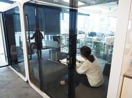 個室のスペース