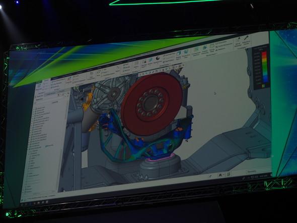 ジェネレーティブデザインとリアルタイムシミュレーションを活用した設計