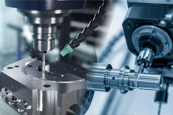 CADDiが切削加工品の受託生産サービスを開始