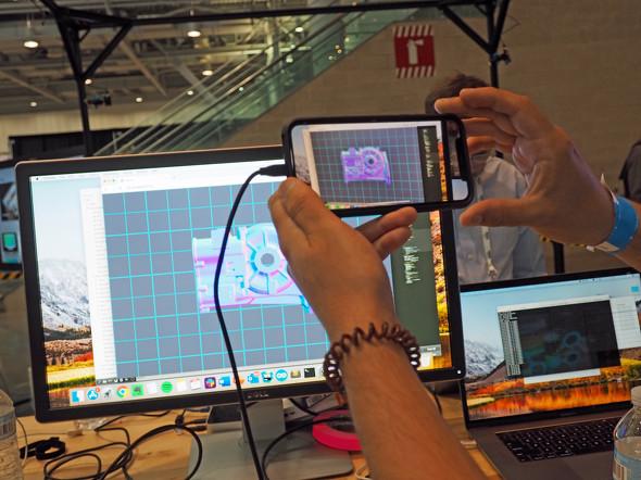 Webブラウザから3Dモデルをにゅーっと抜き出して3DプリントできるAR技術
