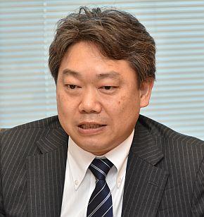 アンシス・ジャパン マーケティング部 部長の柴田克久氏
