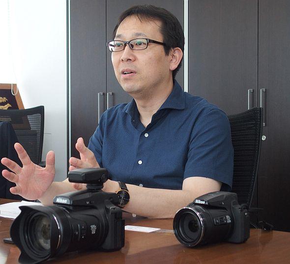ニコンの増田武史氏