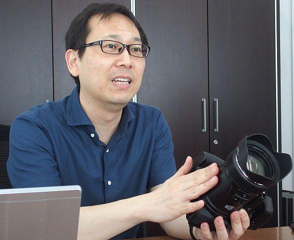 「ミライのカメラ」も増田氏の頭の中には構想ができている