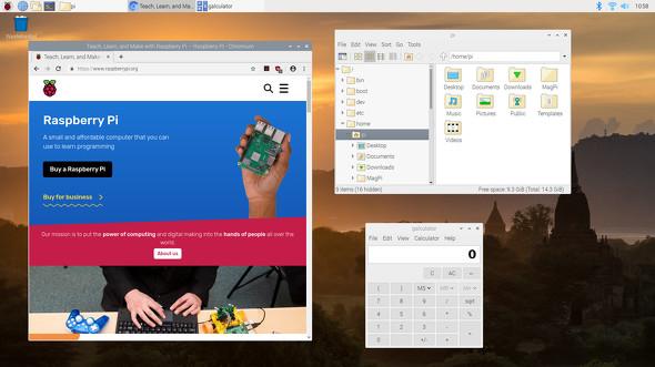新型Raspberry Pi 4が登場、Pi 3と基本仕様を比較