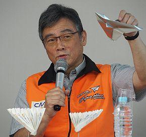 キャステムの戸田拓夫氏