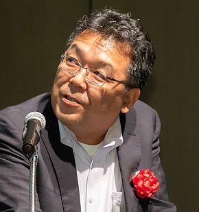 古野電気の田村進司氏