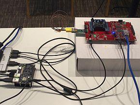 ザイリンクス製品とAWS IoTの連携デモ