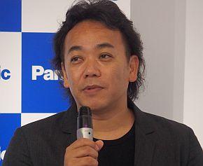 パナソニックの臼井重雄氏