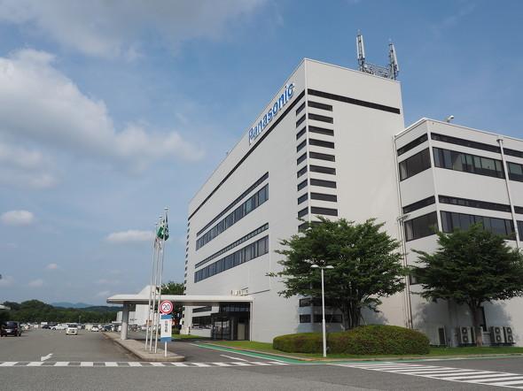 パナソニック CNS社の神戸工場