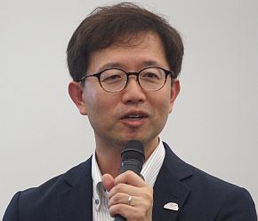 トヨタ自動車の谷中壯弘氏