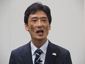 トヨタ自動車の山内実氏