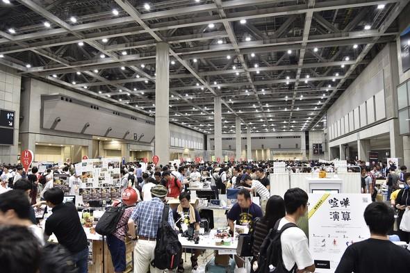メイカーたちに祭典「Maker Faire Tokyo」がこの夏も開催される