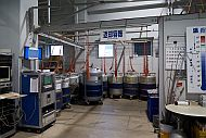 使用済み容器の置き場