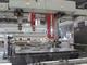 """""""止まらない""""板金工場を描く三菱電機、AI搭載レーザ加工機と自動仕分け機で"""