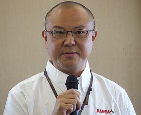 パナソニックの直田孝幸氏