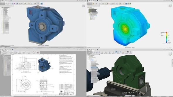 高機能かつ低価格な3D CAD/CAM/CAE「Fusion 360」