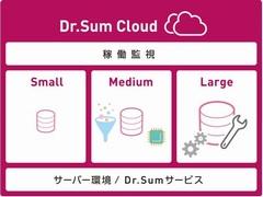 集計分析プラットフォーム「Dr.Sum」のクラウドサービスが提供開始