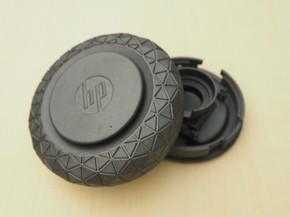 HP Jet Fusionで造形したスピーカーの外装パーツ