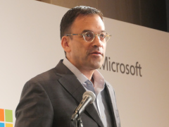 MaaSに熱視線を注ぐマイクロソフト、2020年には日本クラウド市場で首位を狙う