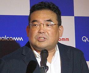 JVCケンウッドの前田修一郎氏