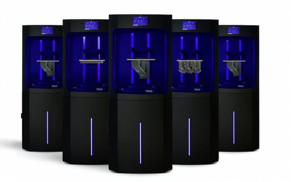 光造形方式3Dプリンタ「NXE400」