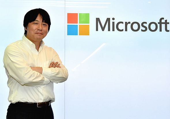製造業の設計開発分野におけるクラウドCAE活用の提案に意気込むマイクロソフトの田中洋氏