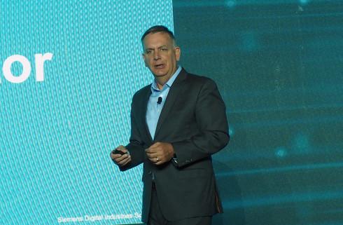 Siemens Digital Industries Software 社長兼CEOのトニー・ヘミルガン(Tony Hemmelgarn)氏