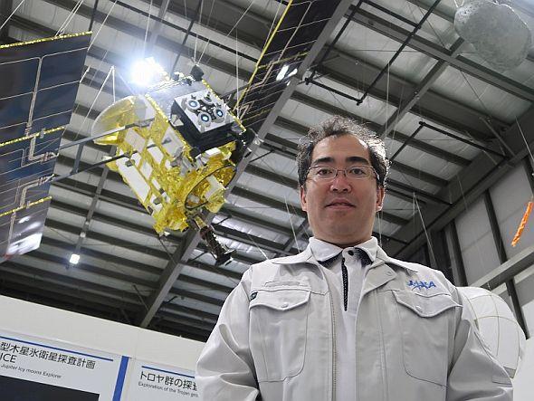 JAXA宇宙科学研究所の西山和孝氏