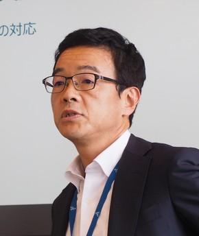 ダッソー・システムズ SIMULIA事業部 事業部長の石川和仁氏