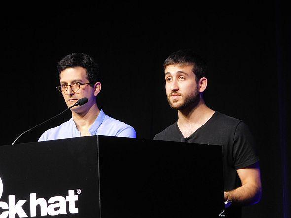 アーミスのベン・セリ氏(左)とドール・ズスマン氏(右)