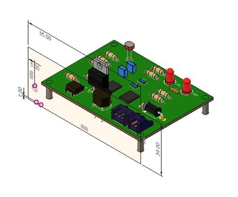 ケース上部の設計(1)