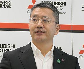 三菱電機の田中博文氏