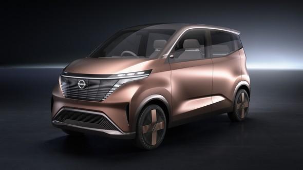 東京モーターショー2019:日産が軽タイプのEVコンセプト、今後のプロパイロットやコネクティビティを予告