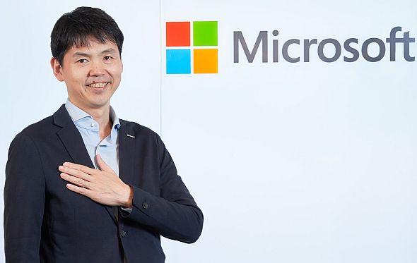 日本マイクロソフトの舟山聡氏
