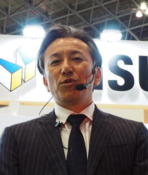 ミスミグループ本社 3D2M企業体 企業体社長の吉田光伸氏