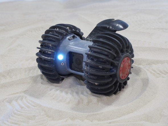 打ち上げコストを極限まで抑えた月面ロボ「YAOKI」、9割は3Dプリンタで製造