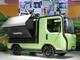 ダイハツが次世代軽トラを提案、ビッグキャビンと低床荷台でユーザーに優しく