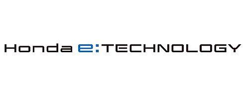 「Honda e:TECHNOLOGY」のロゴ
