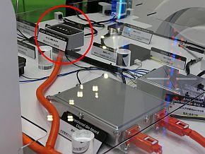 キャビン接続コネクター