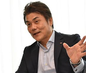 富士通 エンタープライズビジネスグループ 産業ソリューション事業本部 本部長代理の瀧澤健氏