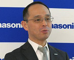 パナソニックの鈴木哲也氏