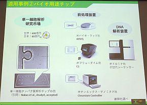 単一細胞解析装置の前処理