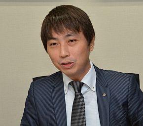 小西医療器の吉田記大氏